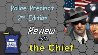 Police Precinct 2nd Edition Review - with the Chief