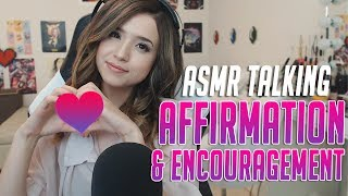 ASMR ❤ Whispered Talking ❤ Relaxing words of affirmation & encouragement!