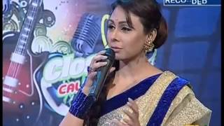Bangla Musical   Samina Choudhury - Studio Concert   www.leela.tv
