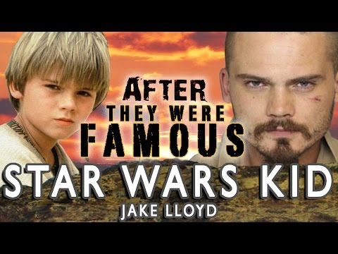 Star Wars Kid - AFTER They Were Famous - Jake Lloyd
