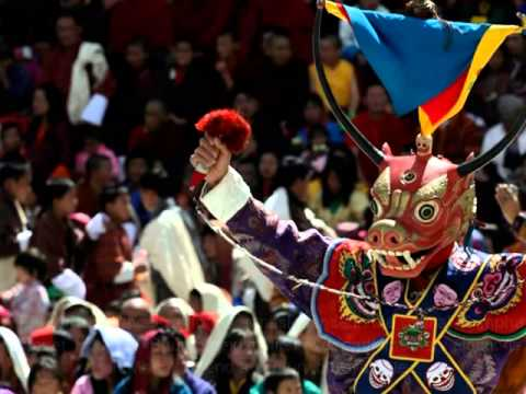 Bhutan Video  Coronation celebration of His Majesty the King, Jigme Khesar Namgyel Wangchuck    YouTube