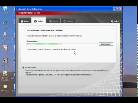 How To Get Anti Virus Protection Free (Microsft Win xp, vista, 7 and etc)