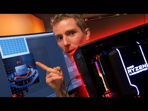 AMD's 32 Core FU to Intel