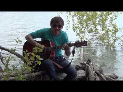Бигуди- кавер под гитару Денис Вершинин sony-cx250e