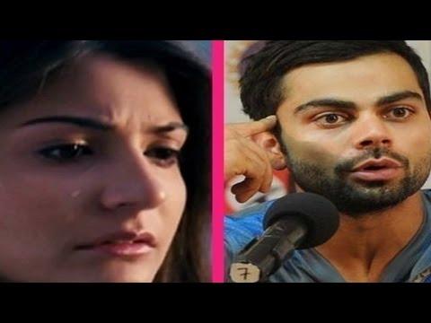 Virat Kohli and Anushka Sharma BREAKUP   SHOCKING NEWS