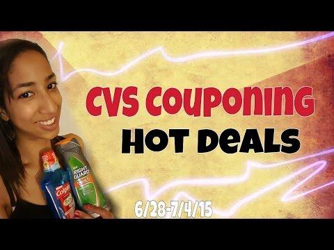 ☆ CVS Dollar Deals! (6/28-7/4/15)