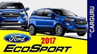 Ford EcoSport, 2017, CARGURU, दीवाली से पहले, Interior, Engine, Automatic, Space & all Details