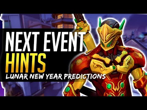 Overwatch NEXT EVENT HINTS & PREDICTIONS - Year of the Dog Lunar New Year