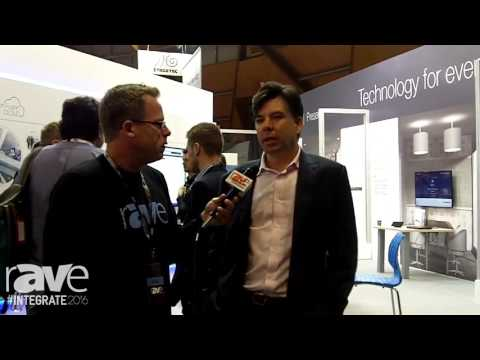 Integrate 2016: Gary Kayye Interviews Stuart Craig of Crestron