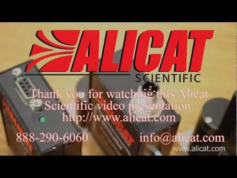 Electrical and Wiring Connection Tutorial for an Alicat Scientific Flow or Pressure Device