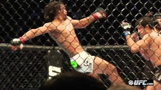 UFC on FOX 7: Backstage Pass