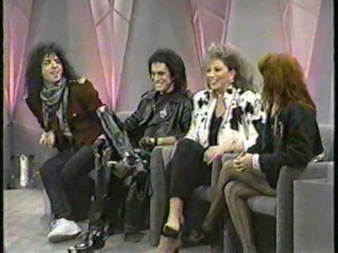 Kiss on Opra* '87 PART 2