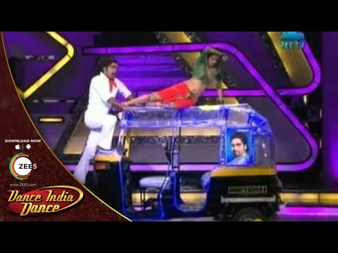 Dance India Dance Season 3 March 25 12 - Vaibhav & Kruti