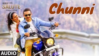 Chunni (Full Audio Song) Jyotika Tangri & Simarjit Kumar | Salute | Latest Punjabi Movie