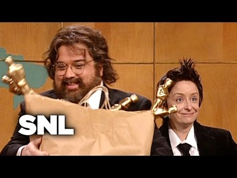 Peter Jackson and Elijah Wood - Saturday Night Live