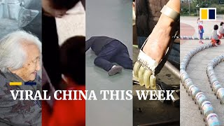 Viral China this week: Overworked doctor collapses from exhaustion, and more
