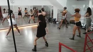 Licky -Claydee feat jeann Morel. | Aula Twerk MONIQUE VIANA .