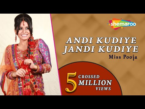 Andi Kudiye Jandi Kudiye - Punjabi Wedding Songs - Miss Pooja - Teeyan Teej Diyan video