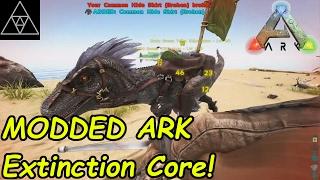 ARK Extinction Core #005 ► Tribesman NPC zähmen! Neuer Rucksack & Metall Werkzeuge!