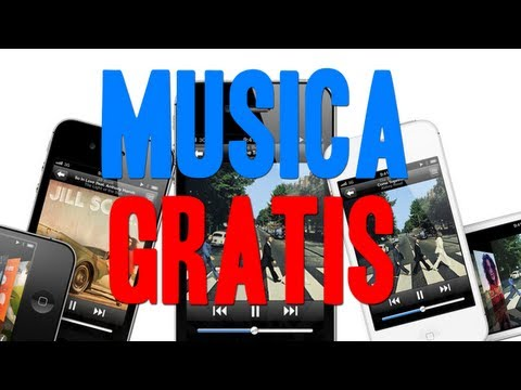 COMO DESCARGAR MUSICA GRATIS DESDE TU IPHONE IPOD TOUCH & IPAD