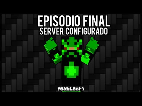 [Tutorial]Episódio Final - Server Configurado Minecraft