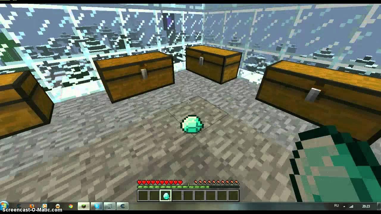 Как взломать Minecraft на ресурсы. как взломать minecraft на ресурсы как вз