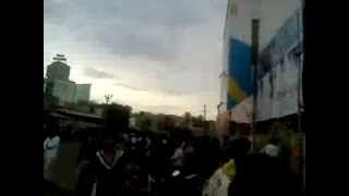 Thalaiva - RAkki cinemas protest for THALAIVA MOVIE 2!