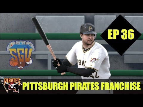 MLB 13 The Show - Pittsburgh Pirates Franchise - EP36