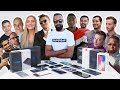 Which SMARTPHONES Do We Use? YOUTUBER Edition with Casey Neistat, MKBHD, iJustine + More MP3
