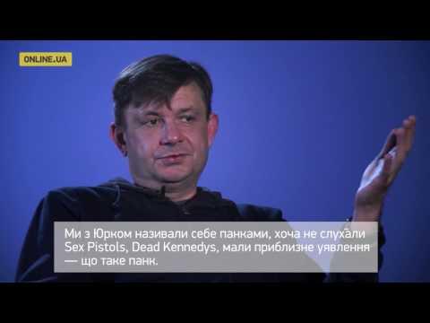 Олександр Піпа про улюблену музику, творчість і алкоголь