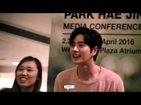 160417 Park Hae Jin Media Conference In Singapore (6)