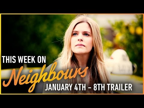 This Week On Neighbours (January 4th - 8th)