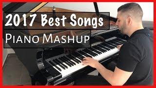 TOP HITS of 2017 in 5 minutes | Naor Yadid Piano Mashup