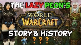 The Story Of My World Of Warcraft History - TheLazyPeon
