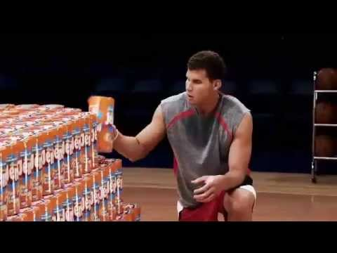 "Blake Griffin & Kevin Love JENGA Style Points Commercial ""Extended Version"""