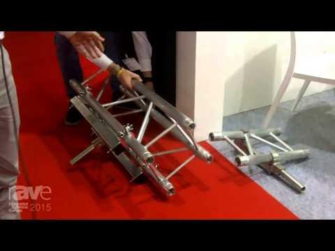 ISE 2015: Fenix Demos Megara 150 Lifting Tower