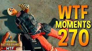 PUBG Daily Funny WTF Moments Highlights Ep 270