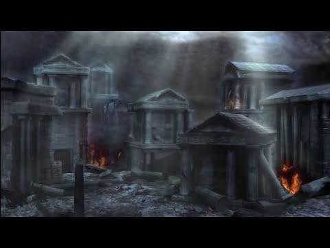 God of War 1 - No Upgrade Run v2 (Final Boss Ares & Clone War) -God Mode- Part 7 End