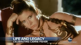 Carrie Fisher's Life and Legacy | ABC News
