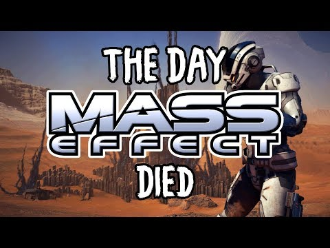 The Day Mass Effect Died