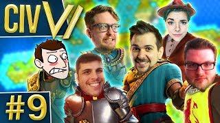 Civ VI: Spooky Snowflake #9 | Shocking Victory! (Final)