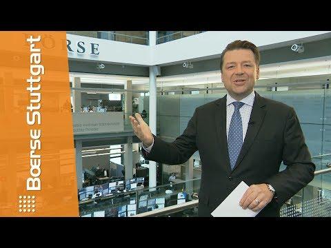 DAX erstmals über 13.000 - Börsenausblick auf Freitag, den 13.10.2017