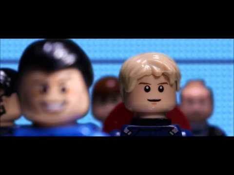 Capitán América trailer LEGO (en español)