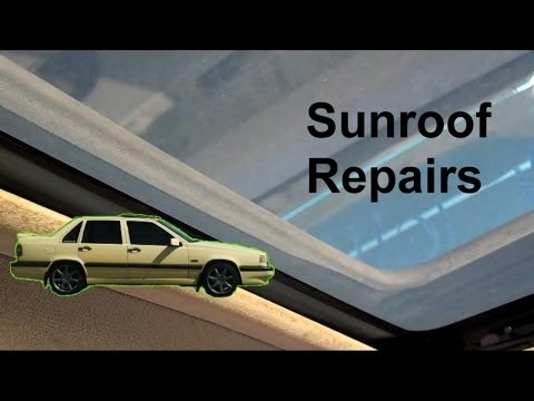 volvo c70 roof failure see manual