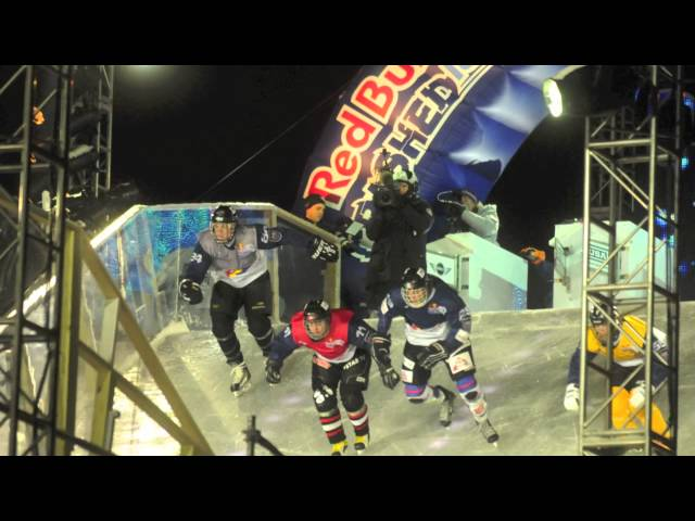 Red Bull Crashed Ice World Championship 2012