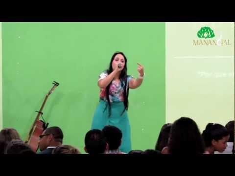 Tangela Vieira - Louvores da minha terra - IPB Manancial Aracruz