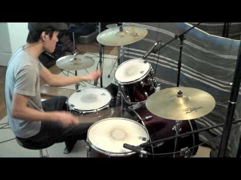 Hillsong - Mighty To Save **Drum Cover**