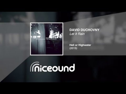 David Duchovny - Let It Rain