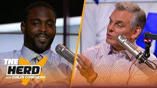 Dak Prescott under Kellen Moore is a perfect fit, AB will change under Brady — Vick | NFL | THE HERD