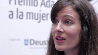 Andrea Blanco. 2014ko accesita